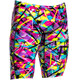 Funky Trunks Training Jammers Boys Spray On